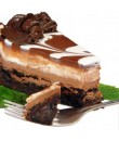 Organic Chocolate Cheesecake Flavor Oil For Chocolate (Kosher, Vegan, Gluten Free, Oil Soluble)