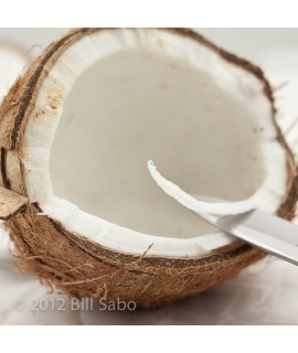 Coconut Organic Flavor Emulsion for High Heat Applications