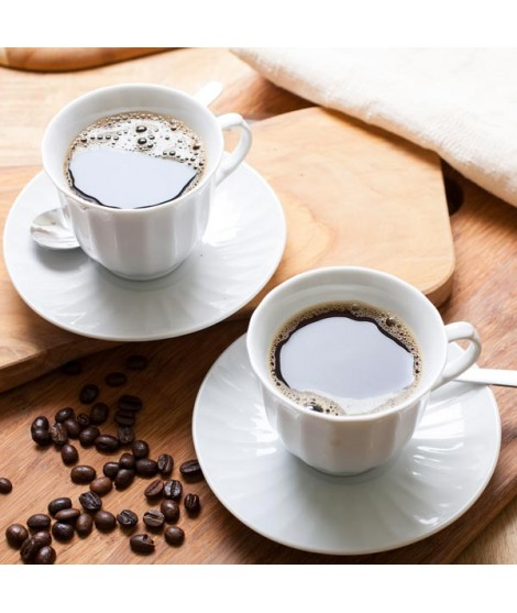 Coffee Organic Flavor Emulsion for High Heat Applications