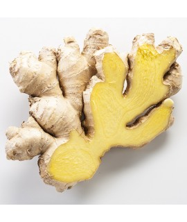 Ginger Organic Flavor Emulsion for High Heat Applications