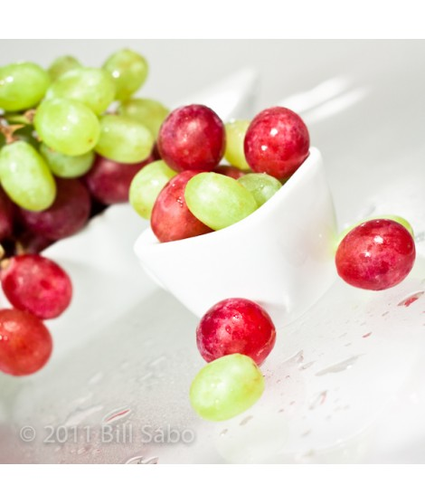 Grape Organic Flavor Emulsion for High Heat Applications