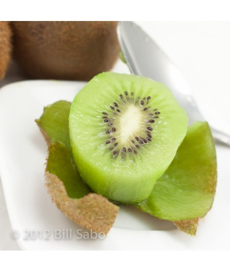 Kiwi Organic Flavor Emulsion for High Heat Applications