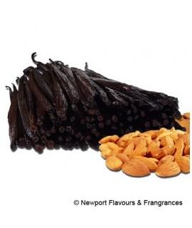 Almond Vanilla Extract, Natural
