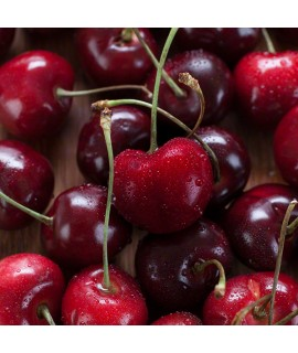 Black Cherry Flavor Emulsion for High Heat Applications