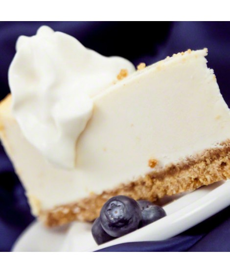 Blueberry Cheesecake Flavor Emulsion for High Heat Applications