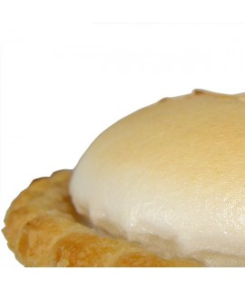 Lemon Meringue Organic Flavor Emulsion for High Heat Applications