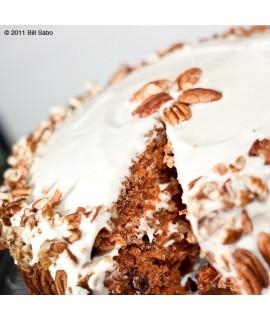 Carrot Cake Flavor Emulsion for High Heat Applications