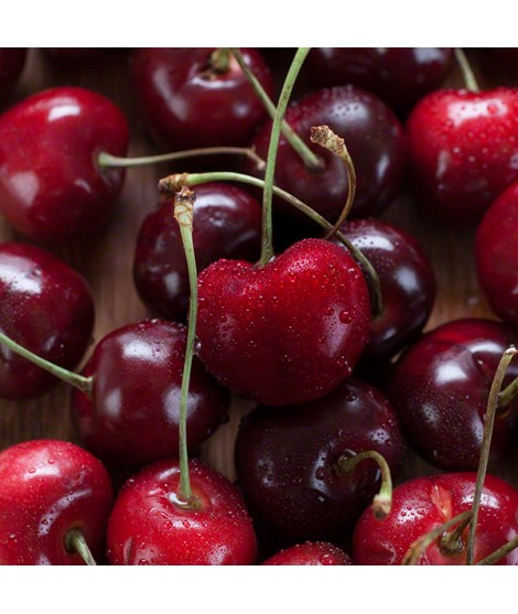 Cherry Flavor Emulsion for High Heat Applications