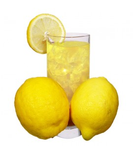 Lemonade Organic Flavor Emulsion for High Heat Applications