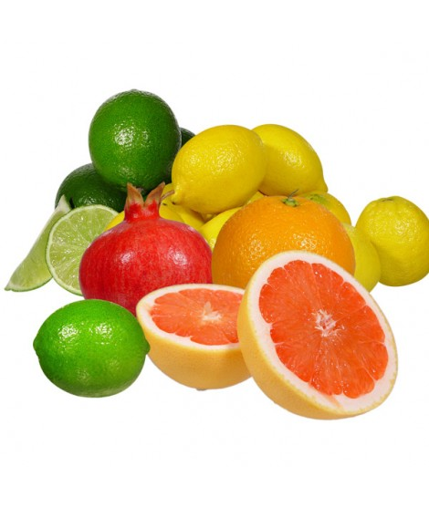 Citrus Punch Flavor Emulsion for High Heat Applications