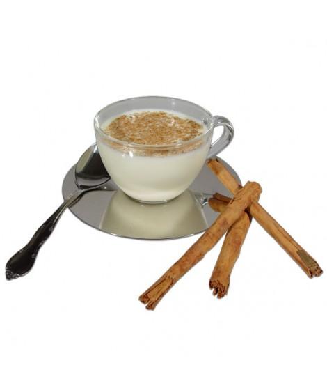 Eggnog Flavor Emulsion for High Heat Applications