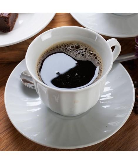 Espresso Flavor Emulsion for High Heat Applications