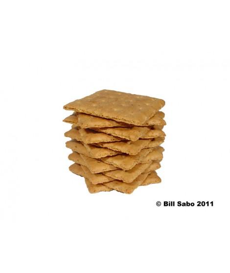 Graham Cracker Flavor Emulsion for High Heat Applications