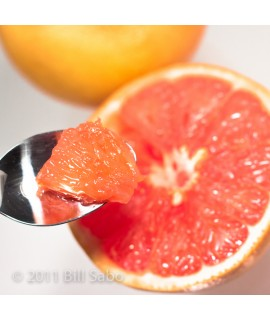 Grapefruit Flavor Emulsion for High Heat Applications