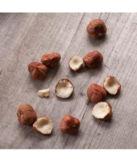 Hazelnut Flavor Emulsion for High Heat Applications