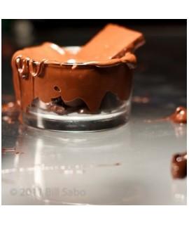 Organic Chocolate Snow Cone Syrup
