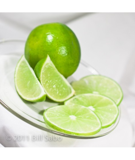 Lime Flavor Emulsion for High Heat Applications