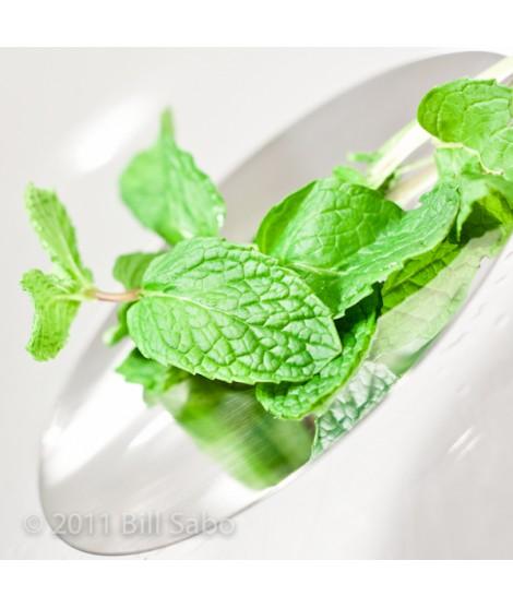 Spearmint Flavor Emulsion for High Heat Applications