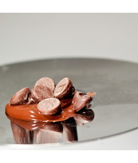 Milk Chocolate Organic Flavor Emulsion for High Heat Applications