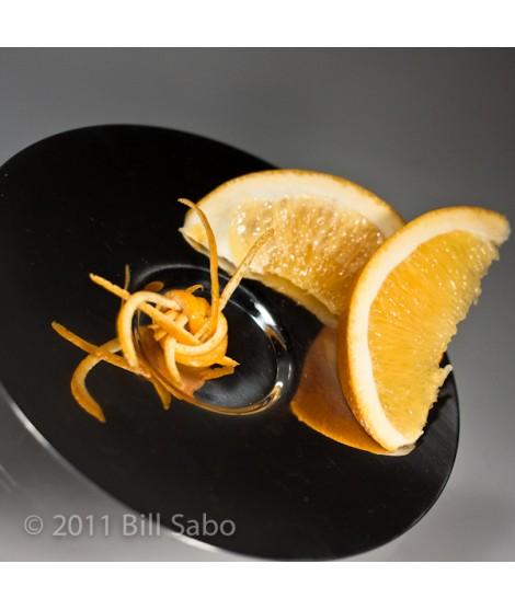 Orange Organic Flavor Emulsion for High Heat Applications