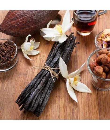 Unfiltered Organic Vanilla Flavor Extract W/O Etoh