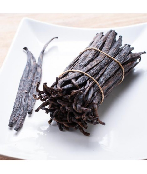 Vanilla Extract (Aged) - 3x Fold Organic