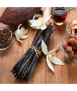 Vanilla Extract Aged 2X Organic