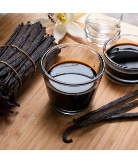 Vanilla Extract Without Diacetyl (Aged) - 3x Fold Organic