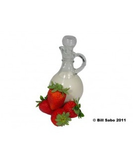 Strawberry Cream Extract, Natural