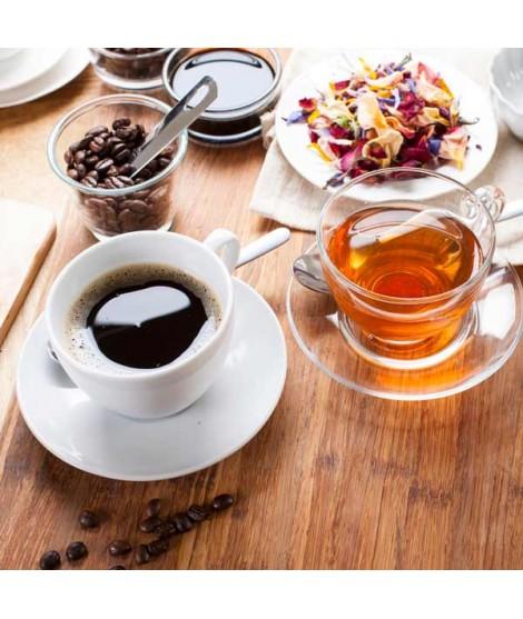 Organic Caramel Cream Coffee and Tea Flavoring