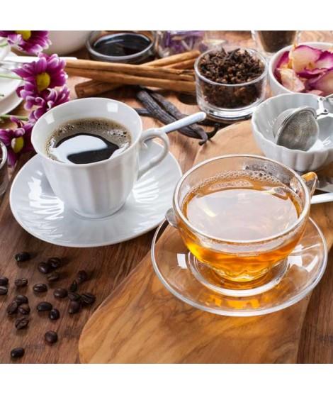 Organic Chocolate Malt Coffee and Tea Flavoring
