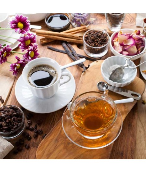Organic Date Nut Coffee and Tea Flavoring