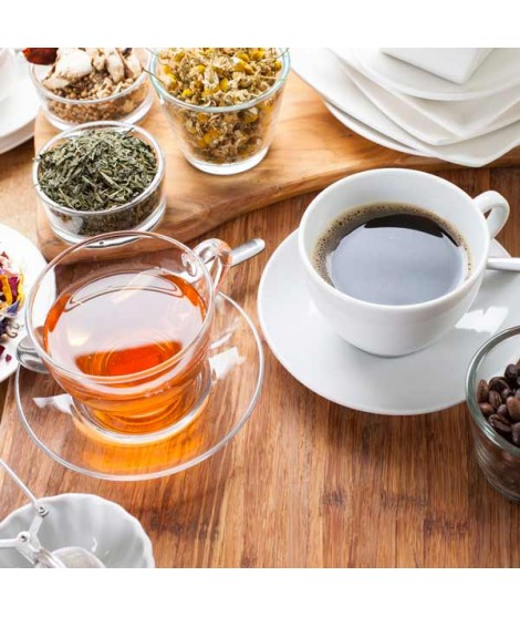 Organic Spice Coffee and Tea Flavoring
