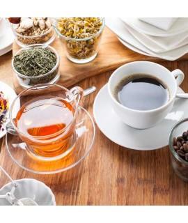 Organic Strawberry Shortcake Coffee and Tea Flavoring