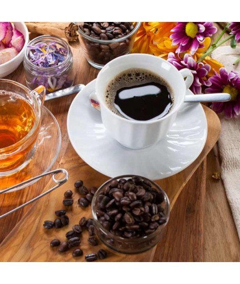 Organic Wild Berry Coffee and Tea Flavoring