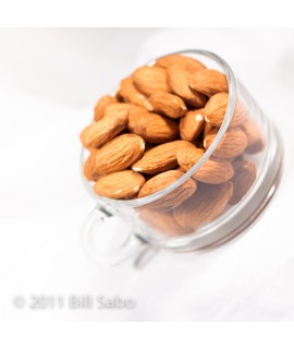 Almond Organic Flavor Emulsion for High Heat Applications