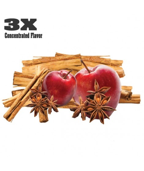 Spiced Apple Super Concentrated Flavor Powder 3x