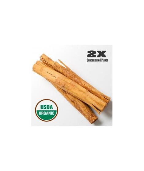Organic Cinnamon Flavor Oil 2X
