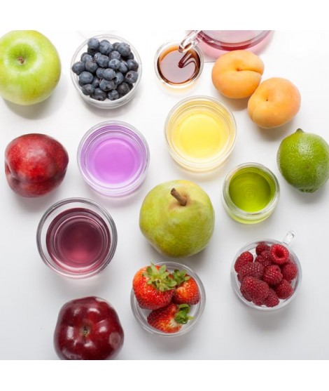 Organic Peach Flavor Oil