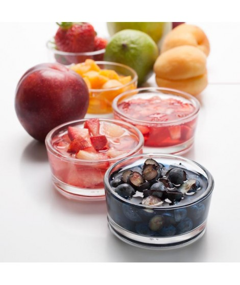 Organic Hibiscus Flavor Oil for Lip Balm