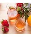 Organic Peppermint Lemongrass Flavor Oil for Lip Balm