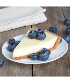 Blueberry Cheesecake Organic Flavor Emulsion for High Heat Applications