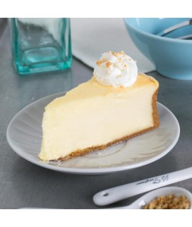 Cheesecake Organic Flavor Emulsion for High Heat Applications