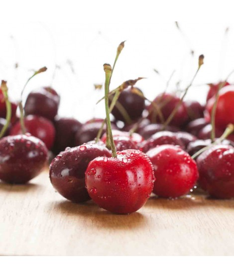 Cherry Organic Flavor Emulsion for High Heat Applications