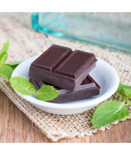 Chocolate Mint Organic Flavor Emulsion for High Heat Applications