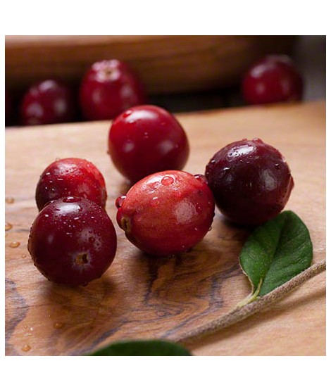 Cranberry Organic Flavor Emulsion for High Heat Applications