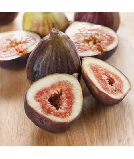 Fig Organic Flavor Emulsion for High Heat Applications