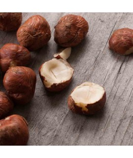 Hazelnut Organic Flavor Emulsion for High Heat Applications