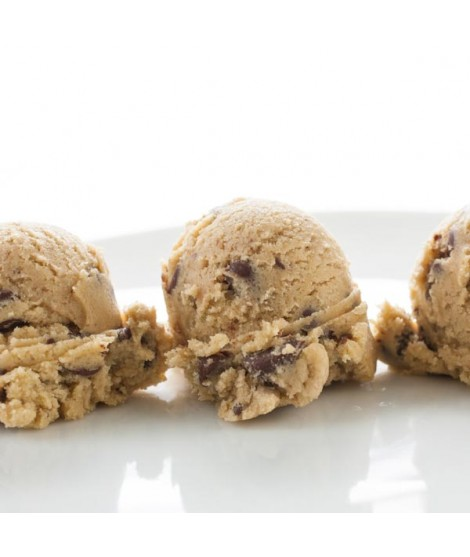 Cookie Dough Organic Flavor Emulsion for High Heat Applications