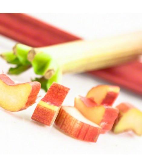 Rhubarb Organic Flavor Emulsion for High Heat Applications